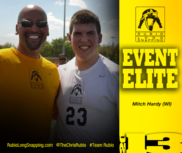 Mitch Hardy Event Elite