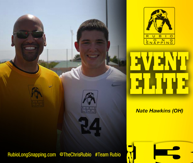 Nate Hawkins Event Elite
