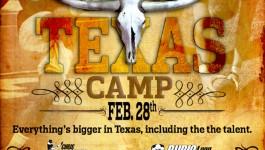 Recap of the Spring Texas Camp (2/28/16)