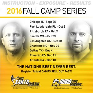 Fall Camp Series 2016
