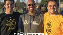 Recap of the CA Spring Camp (3/4/18)